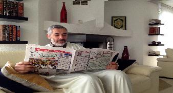الدكتور ذهبي، العالم النووي الجزائري في حوار مع البصائر