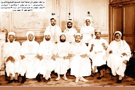 جمعية العلماء في مزاد الافتراءات والاتهامات أ/ عبد الحميد عبدوس