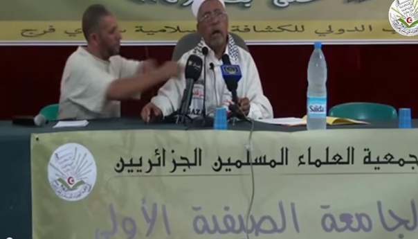 كلمة الشيخ د عبدالرزاق قسوم في إفتتاح الجامعة الصيفية الأولى