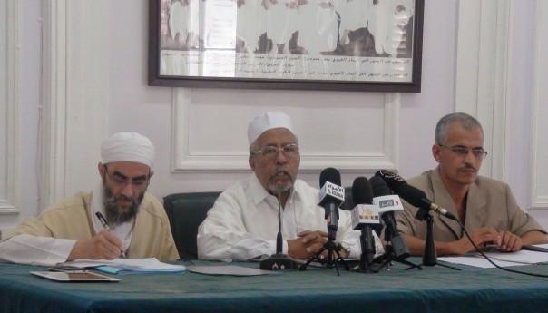 في ندوة صحفية جمعية العلماء المسلمين الجزائريين تعلن عن مبادرتها الوطنية حول غرداية
