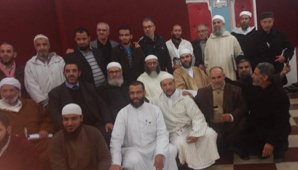 اللقاء الجهوي التنسيقي لجمعية العلماء المسلمين الجزائريين بولايات الغرب الجزائري
