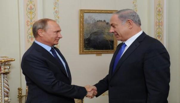 روسيا تتحالف مع الصهاينة في سوريا بقلم أ.د عمار طالبي