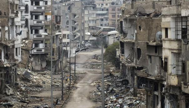 بِرْكة الدماء في سوريا.. من المسؤول؟ بقلم أ. حسين لقرع