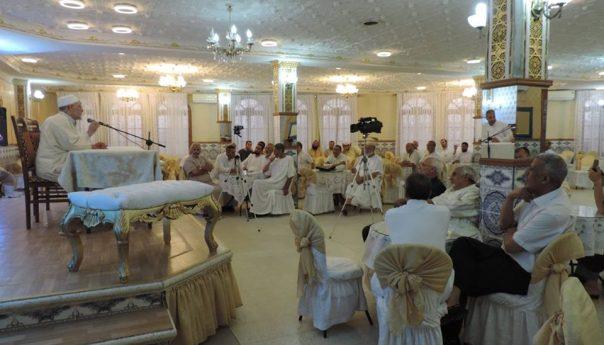 شعبة جمعية العلماء لولاية الجزائر العاصمة في إفطار جماعي
