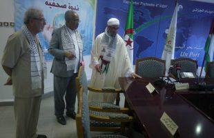 """القافلة الرابعة """" الجزائر-غزة"""" - بقلم التهامي مجوري"""