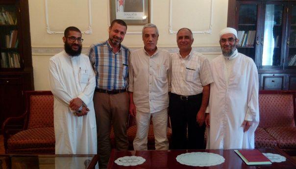 قافلة الجزائر- غزة: نداء إنساني واستغاثة