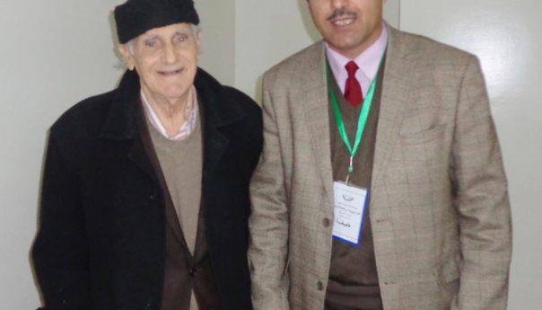 الدكتور زاهر إحدادن بين الصحافة والتاريخ - بقلم د. مولود عويمر